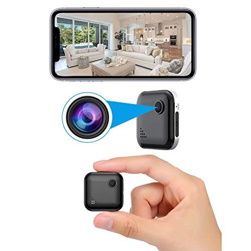Outdoor Security Camera, 1080P WiFi Floodlight Camera, Security Floodlight Camera with 2.4G WiFi, 2-Way Audio, IP65…