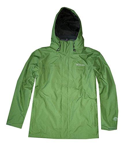 Columbia Men Arctic Trip II Interchange Omni-Heat Jacket (S, Green)