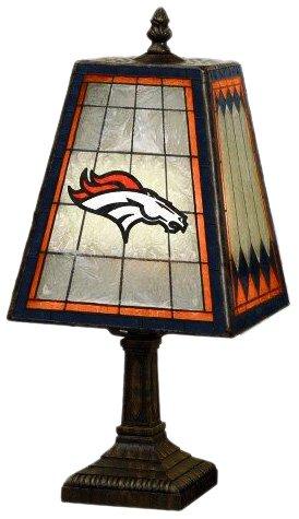 NFL Denver Broncos 14 Inch Art Glass ()