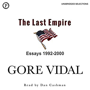 The Last Empire Audiobook