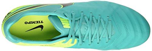 Menn Nike Tiempo Legend Vi Fg Fotball Klamp (sz. 7.5) Klart Jade