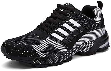 WDDGPZYDX Plus Size 46 Antislip Tenis Sneakers Mannen Gestreepte ...