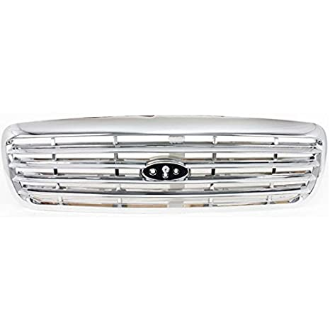 Partslink Number FO1200346 OE Replacement Ford Crown Victoria//LTD Grille Assembly