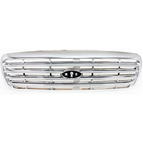 Koolzap For 98-11 Crown Vic Front Grill