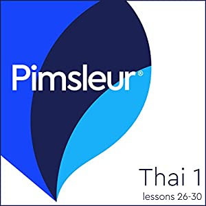 Thai Phase 1, Unit 26-30 Audiobook
