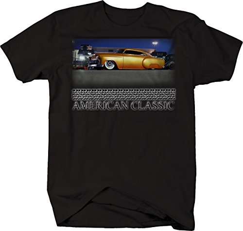 Big Body Chevys - American Classic - Big Body Lead Sled Custom Buick Olds Tshirt - 2XL