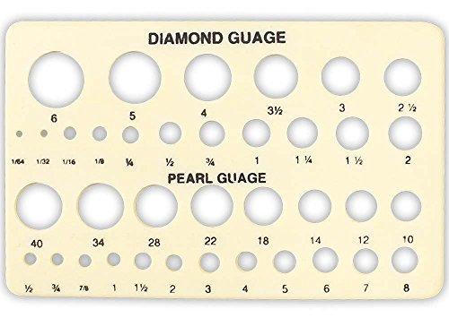 Diamond And Pearl Gauge