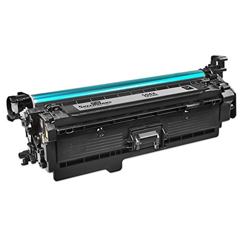 Speedy Inks - Remanufactured Replacement for HP 504X CE250X High-Yield Black Laser Toner Cartridge for use in Color LaserJet CM3530, CM3530fs, CP3525, CP3525dn, CP3525n, CP3525x, CP3530