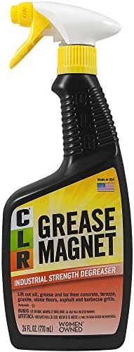 Multi-Surface Cleaner: CLR Grease Magnet