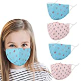 Washable Kids Face Mask with Adjustable Ear