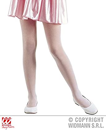 f05db5b0e88a7 L Girls GLAMOUR GIRL PANTYHOSE PINK for Tights Stockings Lingerie Fancy  Dress Large 7-10y 7-10y Childs Kids: Amazon.co.uk: Clothing
