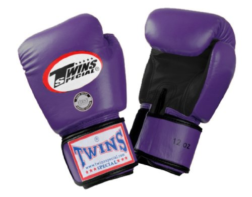 Twins Special Boxing Gloves Velcro Dual Color