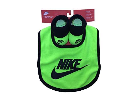 Nike Baby Bib & Booties 2-Piece Set