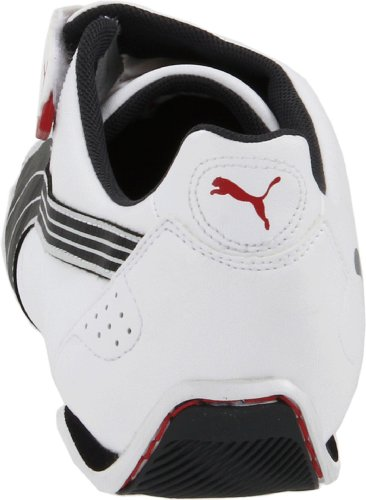 REDON 002 White Red MOVE Puma Scarpe 185999 adulto Unisex Black sportive Ribbon 7wUnWFCq