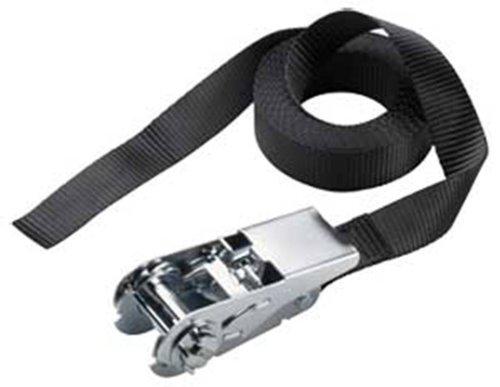 Master Lock Strap, 12 ft. Long Ratchet Tie Down, 3054DAT (Silver Battery Tie Down)