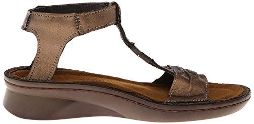 Naot Footwear Womens Cymbal Sandal Gold KXGtAj