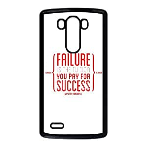 success LG G3 Cell Phone Case Black Custom Made pp7gy_7206309