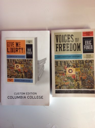 Give Me Liberty!, Volume 2: An American History [With Voices of Freedom, Volume 2]