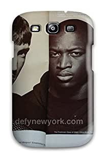 Awesome Dwayne Wayde Flip Case With Fashion Design For Galaxy S3