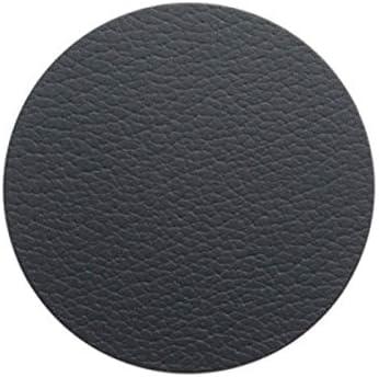 Lind DNA Glasuntersetzer Circle 10cm Bull schwarz 98316