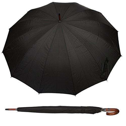 Regenschirm | Langschirm | Eleganter Regenschirm