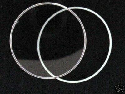 Sapphire reloj cristal para Tudor reloj 72033 no FECHA parte