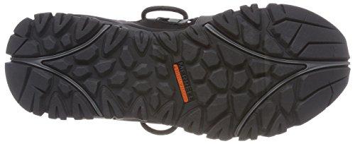 Merrell Mænds Tetrex Våbenskjold Wrap Sport Sandal Sort Q3AoPuS8A