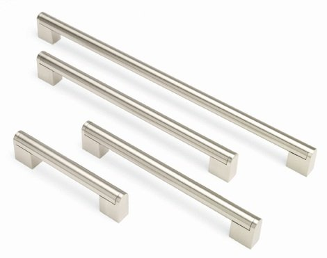 128mm erh/ältlich in 7 Gr/ö/ßen 128/x/480/mm T/ürgriffe