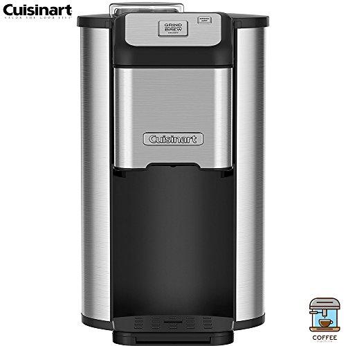 (Cuisinart DGB-1FR Single Cup Coffeemaker - (Renewed))
