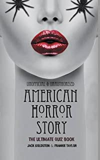 american horror story 2018 wall calendar