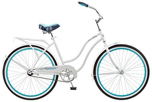 Pacific Cycle Schwinn Baywood Women's 16 Cruiser Bike, 21...