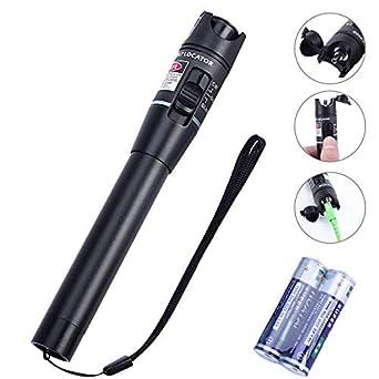 30mW 30KM Visual Fault Locator Fiber Optic Cable Tester Pen Detector//Finder