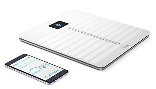 Withings Body Cardio - Heart Health & Body Composition WiFi Scale - White by (Wifi Scale White)