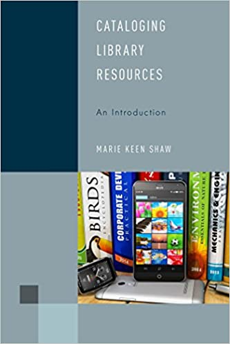 |PDF| Cataloging Library Resources: An Introduction (Library Support Staff Handbooks). Version publie zenom direct state Friday