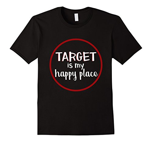 Target Girls Fashion - Target is my Happy Place - Cute T-Shirt