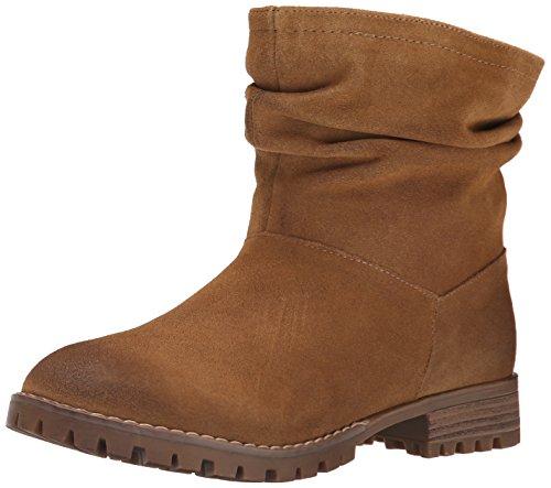 Winter Laundry Chinese Boot Dark Burnished Women's Flip Camel SwZAP