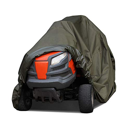 Lawn Mower Cover -Tractor Cover Fits Decks up to 54