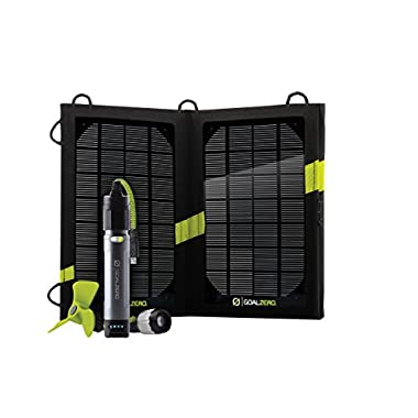 Goal Zero (21013) Switch 10 USB Recharger and Solar Panel  Multi-Tool Kit