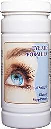 3 x Eye Aid Formula+Lutein+Zinc+Vitamin A/B/C 120 Softgels, 6 Months Supply! Good Quality Product !!