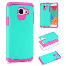 Galaxy A5 (2016) Hybrid Case, Galaxy A5 (2016) Shockproof Case, Dual Layer Protection Hybrid Case Hard Shell Soft Cover for 5.2'' Samsung Galaxy A5 (2016) [Not for 5.0'' Samsung Galaxy A5]