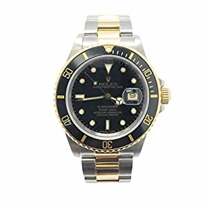 Rolex Submariner swiss-automatic mens Watch 16803 (Certified Pre-owned)