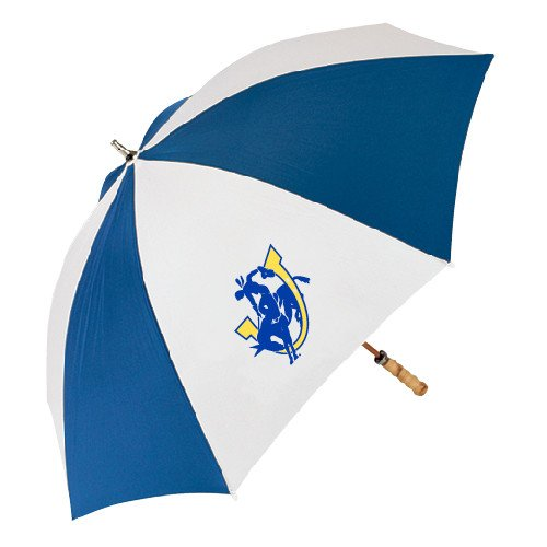 Southern Arkansas 62 Inch Royal/White Umbrella 'Official Logo' by CollegeFanGear
