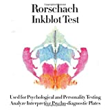 Rorschach Inkblot Test Used for Psychological and