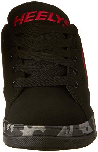 Black Red 2 Confetti Sneaker Men's Heelys 0 Propel PwqXg4