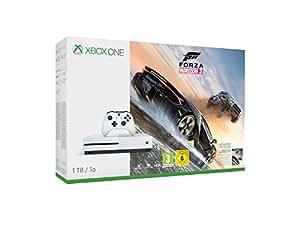 Xbox One -Pack Consola S 500 GB Forza Horizon 3 Bundle
