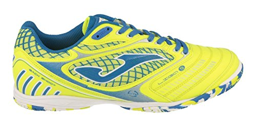 Joma LIGAS.611.PT - Chaussures unisex, couleur fluo.  Taille 40