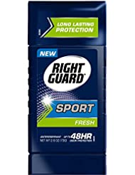 Right Guard Sport Antiperspirant Up To 48HR, Fresh 2.6...