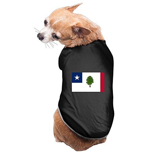 Flag Of Mississippi Dog Clothes Dog Sweater
