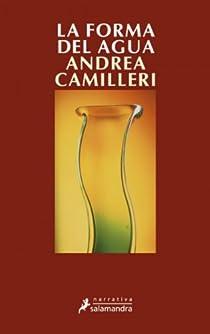 La forma del agua par Camilleri