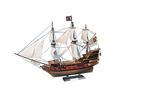 Black Bart's Royal Fortune Model Pirate Ship 36